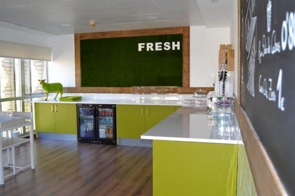 Fresh bar: un nuevo concepto de cafetería
